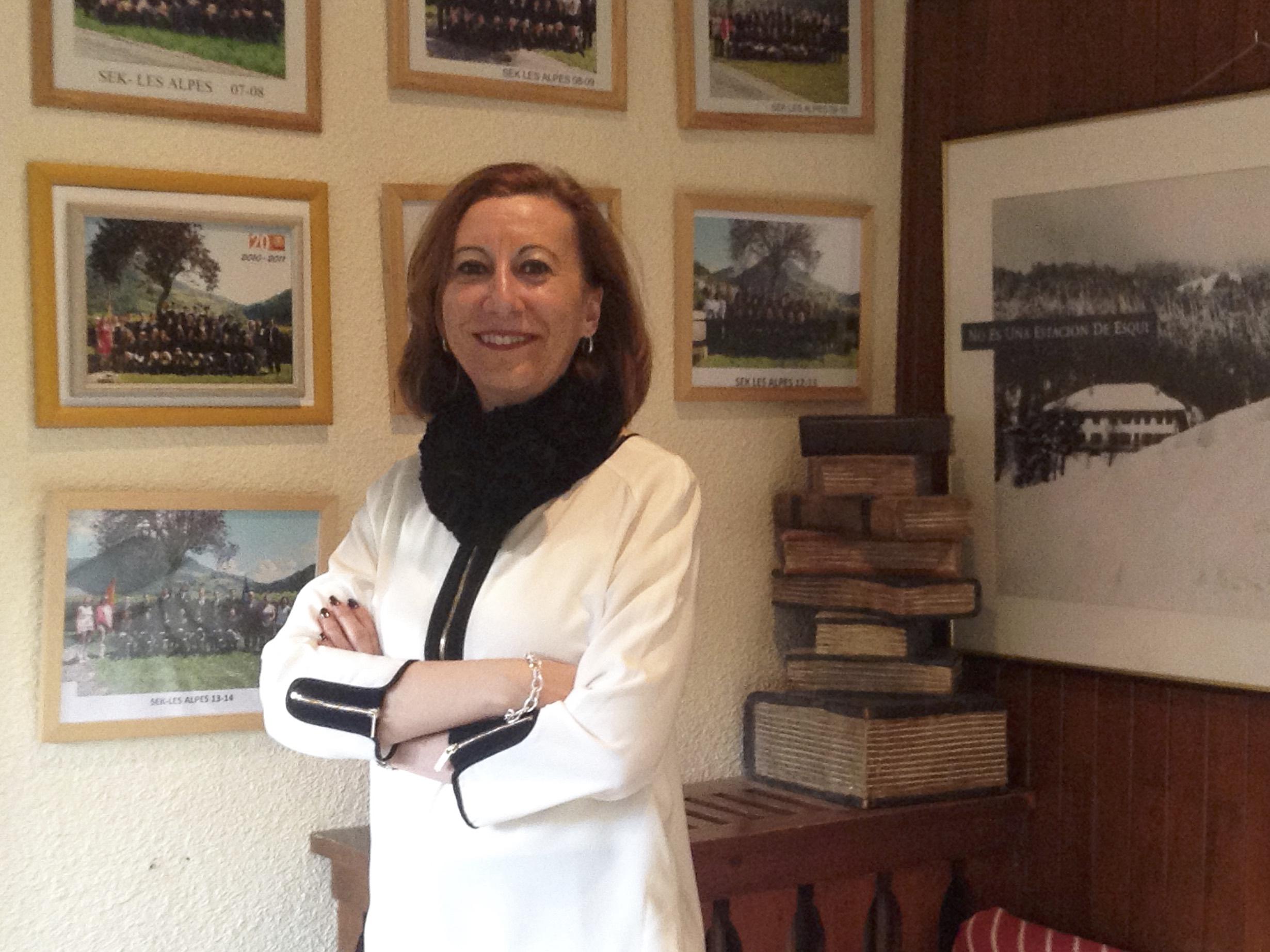 Mercedes Pereda - Directora SEK El Castillo